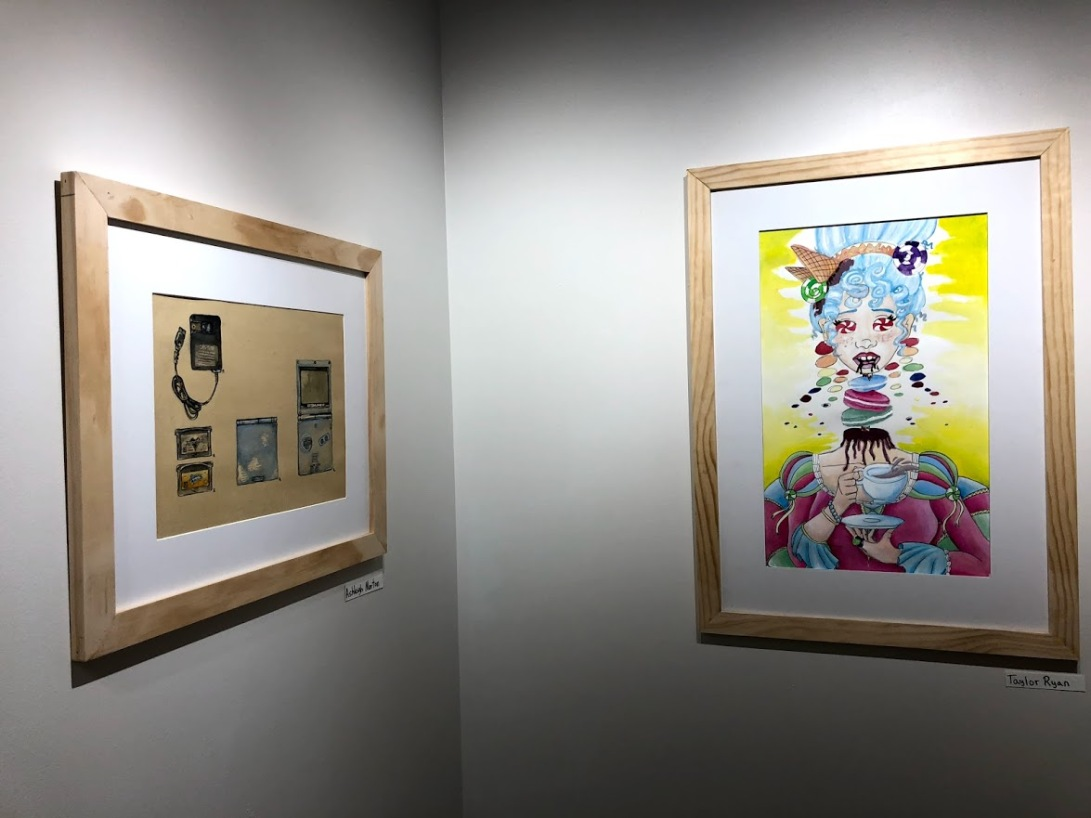 Drawing Exhibition - October 29th - November 2nd, 2018