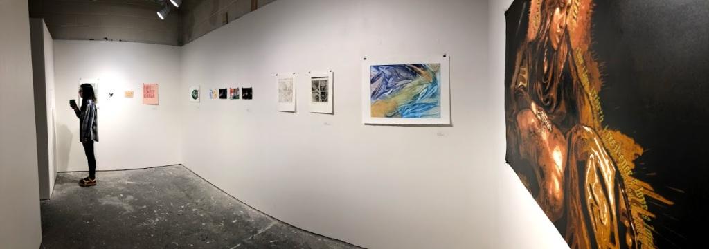 Frogmans exhibition